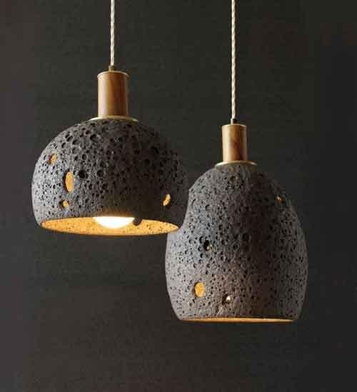 סדנת פיסול ועיצוב גופי תאורה מבטון