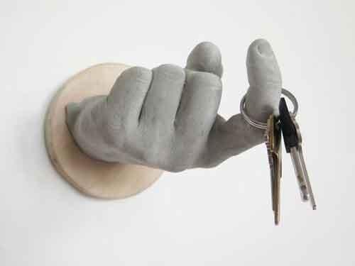 סדנת יציקת כפות ידיים מבטון