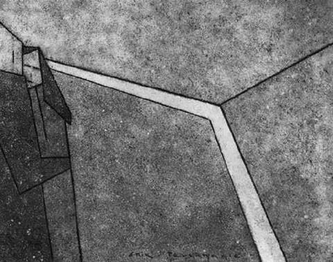 לימוד ציור בתל אביב-תהום-אריק פברנג'י