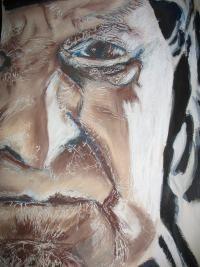 לימוד ציור פנים שוהם