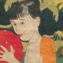 ציורים בסגנון נאיבי -הנרי דרג'ר