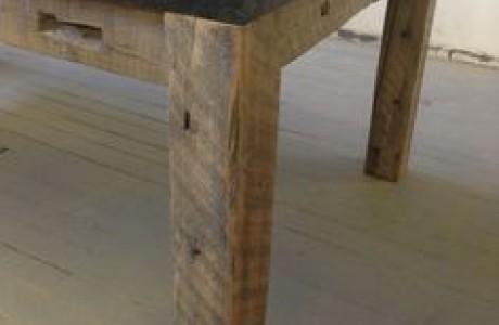 רעיונות ליצירה למבוגרים: דלפקים ושולחנות בטון
