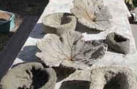 סדנה חד פעמית: יציקות חול לבטון