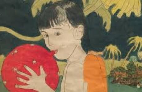 ציורי אמנות : הציור הנאיבי של הנרי דרג'ר