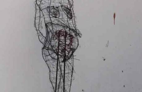 עבודות פסלים ישראלים: הריון