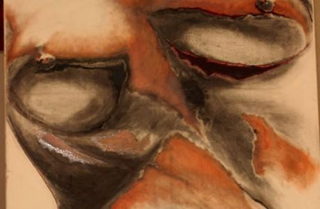 סדנת אומנות: המחלה כציור או פסל