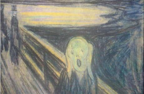 מכללה לאומנות: אמנות ושיגעון