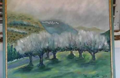 אמנות ישראלית-בני אלוני