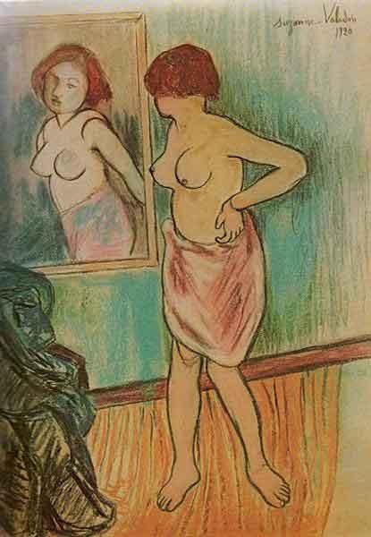 קורס ציור-סוזן וולדון